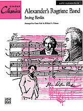 Alexanders Ragtime Band-Piano Solo