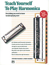 Teach Yourself to Play Harmonica Book