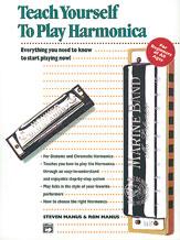 Teach Yourself to Play Harmonica Book