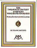 20th Century American Wind Band/Ensemble
