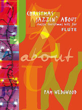 Christmas Jazzing About-Flute