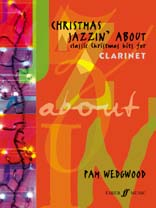 Christmas Jazzing About-Clarinet