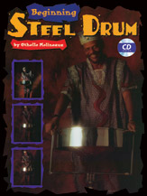 Beginning Steel Drum-Book/CD