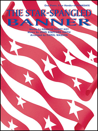 Star Spangled Banner-1 Pno 4 Hands