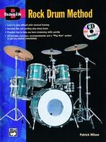 Basix Rock Drum Method-Book Only