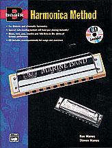 Basix Harmonica Method-Book/CD