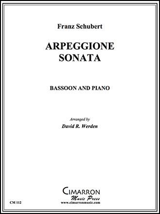 Arpeggione Sonata-Bassoon