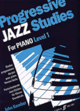 Progressive Jazz Studies Level 1