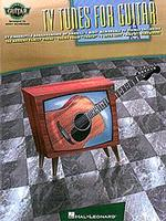TV Tunes for Fingerstyle Guitar