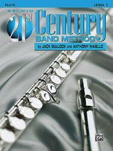 Belwin 21st Century Band Method - Book 1