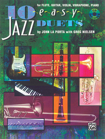 Ten Easy Jazz Duets