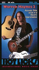 Acoustic Slide Guitar-VHS