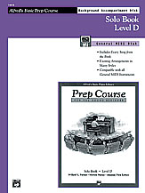 Alfred's Prep Course for the Young Beginner Cover