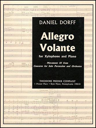 Allegro Volante-Xylophone Solo