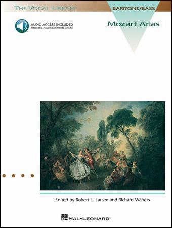 Mozart Arias Cover