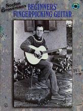 Beginners Fingerpicking Guitar W/CD