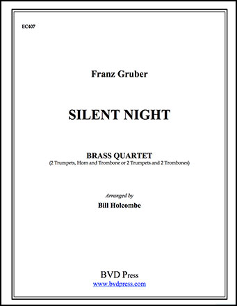 Silent Night-Brass Quartet