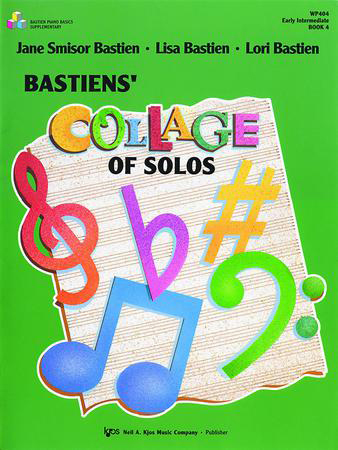 Collage of Solos No. 1