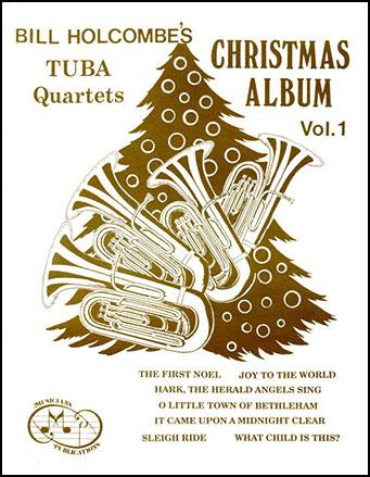 Christmas Album Vol 1-Tuba Quartet