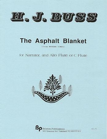 Asphalt Blanket-Narr and Alto Flute