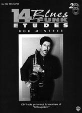 14 Blues & Funk Etudes Cover