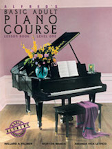 Alfred's Basic Adult Piano Course   Thumbnail