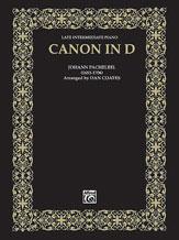 Canon in D-Advanced