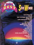 New Best of Stevie Wonder Cover