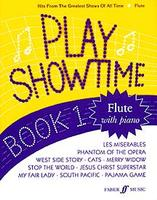 Play Showtime No. 1-Flute