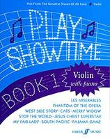 Play Showtime No. 1-Violin