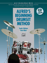 Alfred's Beginning Drum Set Method