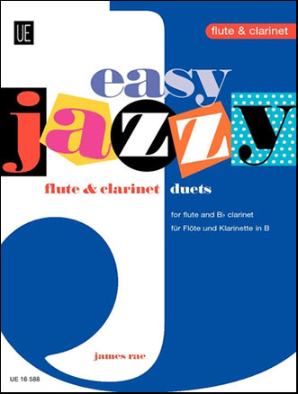 Easy Jazzy Duets-Flute/Clarinet