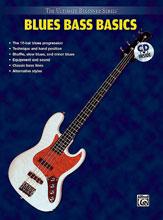 Blues Bass Basics-Book/CD