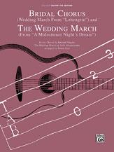 Wedding Marches-Guitar Tab