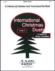 International Christmas Duets Cover