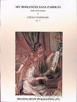 Six Romances Sans Paroles Op. 76