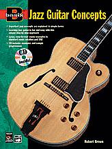 Basix Jazz Guitar Concepts-Book and CD