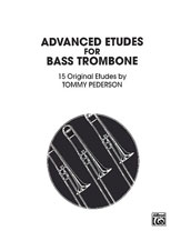 Etudes for Bass Trombone-Advanced