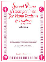 Second Piano Accompaniments