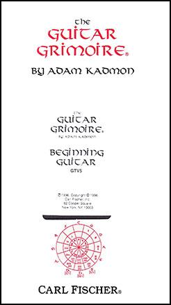 Guitar Grimoire-Beginning Guitar