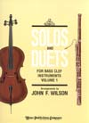 Solos and Duets for Bass Clef Instruments