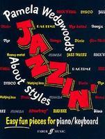 Jazzing About Styles-Elem Piano