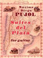 Suites Del Plata-Guitar