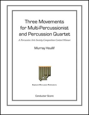 Three Movements for Multi Percussion