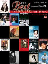 Best in Popular Sheet Music-Advance