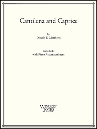 Cantilena and Caprice
