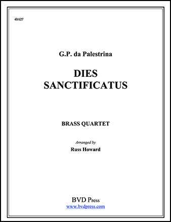 Dies Sanctificatus-Brass Quartet