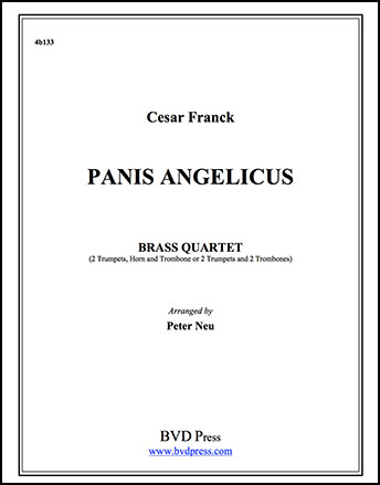 Panis Angelicus-Brass Quartet