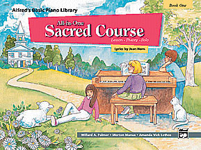 Alfred's All-In-One Sacred Course