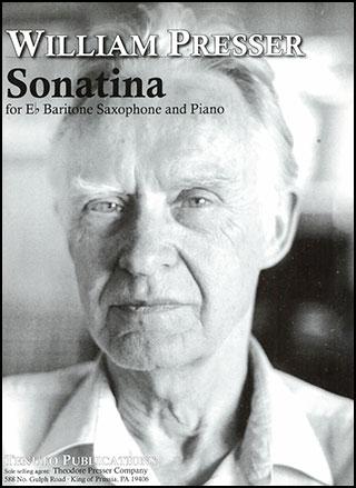 Sonatina-Baritone Sax Solo